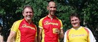 Möhring's Schlemmerexpress beim Team-Triathlon am Start